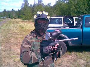 Paintball Bachelor