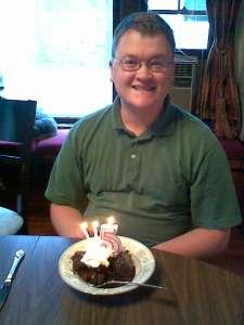 Steve turns 25