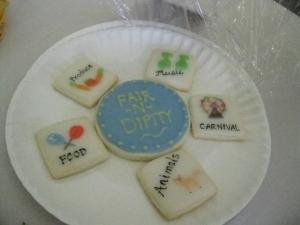 Fair cookies