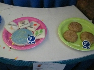 Prize cookies