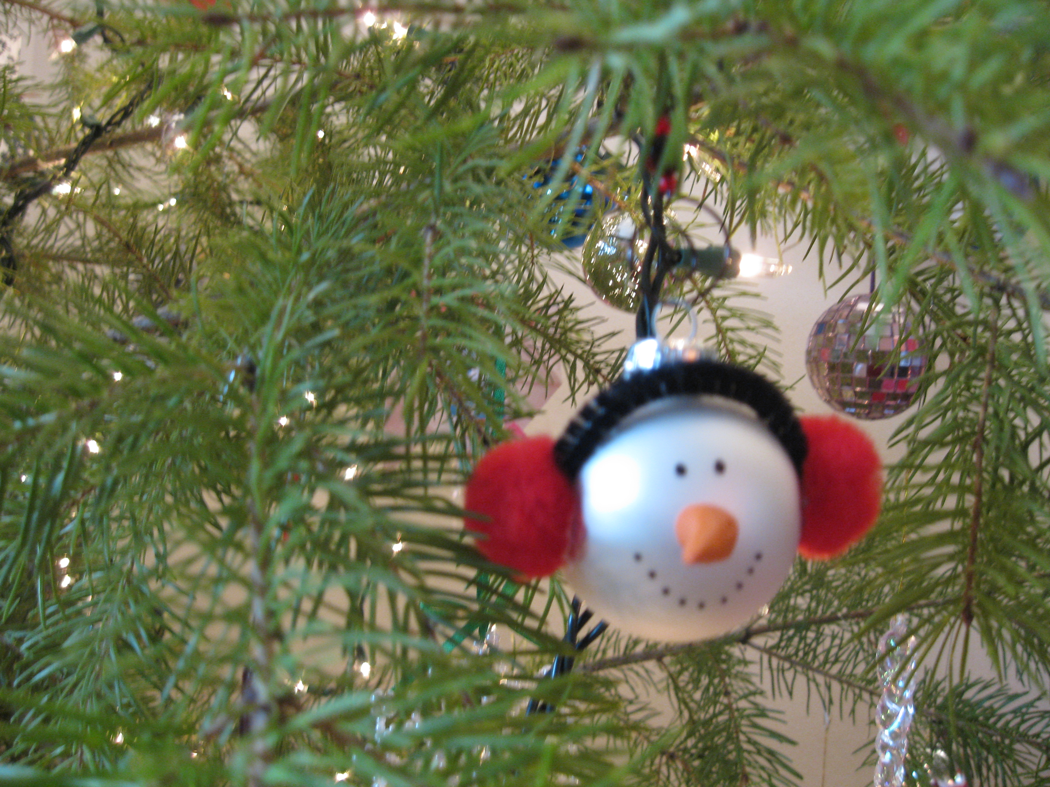 Homemade christmas ornaments huckleberry stew for Christmas decorations to make at home with the kids